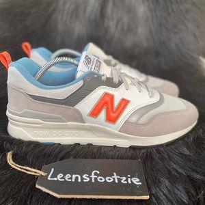 New Balance Men's 997H Rain Cloud Sneakers